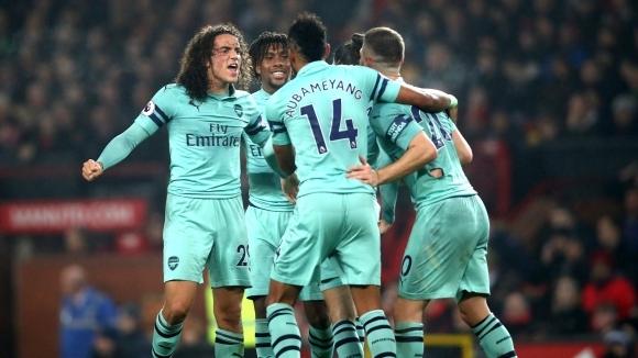 Арсенал е в най-добрата си серия за последните 11 години