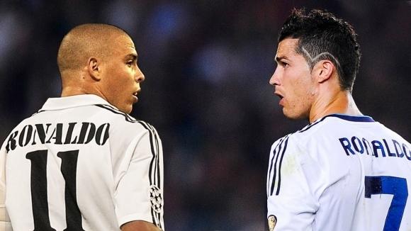 Роналдо: Сравненията с Кристиано винаги ме разсмиват