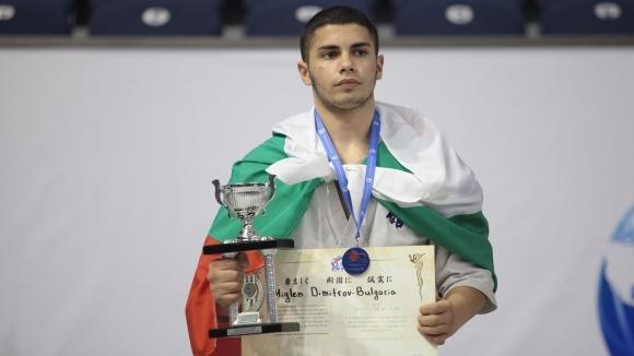 Четири медала за България от втория ден на Световното по карате киокушин