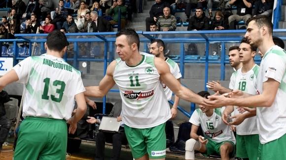 Супер Бобо заби 28 точки, Панатинайкос с победа №4 (снимки)