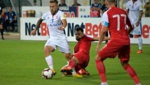 Пламен Илиев не игра срещу бившия си отбор