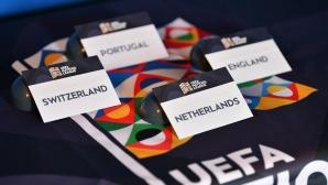 Какъв ще бъде големият финал в Лигата на нациите (жребият тук)
