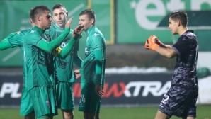 Росен Кирилов притеснен преди мача с Верея