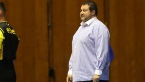 Галин Стоянов: Момчетата трябва да проявяват желание във всеки мач