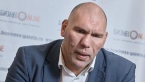 Николай Валуев: Макгрегър каза, че това е просто бизнес? Проституцията също е бизнес…