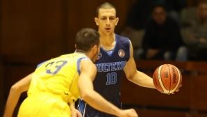 Академик Бултекс 99 с драматична победа във Варна