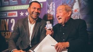 Боб Аръм: Запомнете тази вечер, защото през 2019-а Кубрат ще е новият шампион