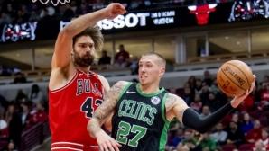 Селтикс показа на какво е способен и унижи Чикаго, Уейд напомни за себе си срещу Клипърс