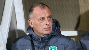 Здравков: Целта ни е да спечелим двата мача до края на годината