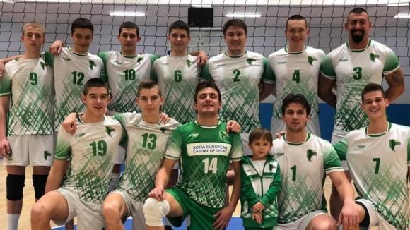Волейболистите на Люлин спечелиха Група А в А НВГ