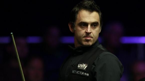 Без Рони О'Съливан в Scottish Open