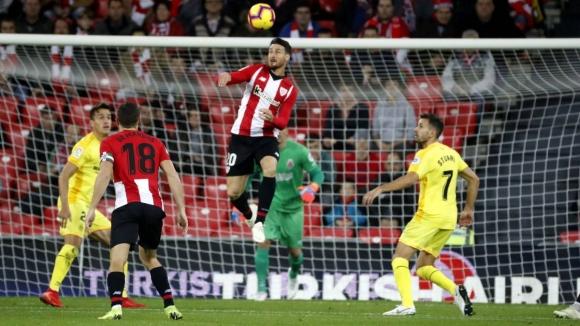 Атлетик Билбао се поздрави с втора победа за сезона