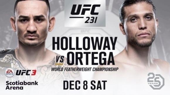 Медицинските почивки след UFC 231