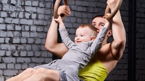 Топсъвети от един супертатко: 5 начина да включиш детето си в тренировките