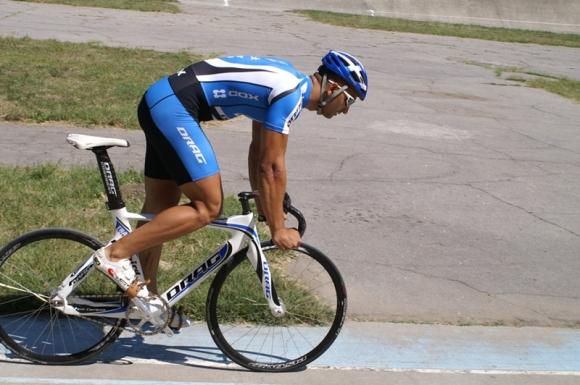 """Колоездач стана """"Спортистът на годината на Разград"""""""