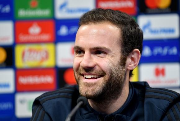 Хуан Мата: Щастлив съм да играя за Манчестър Юнайтед