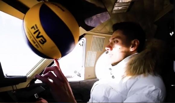 Ново предизвикателство във волейбола!