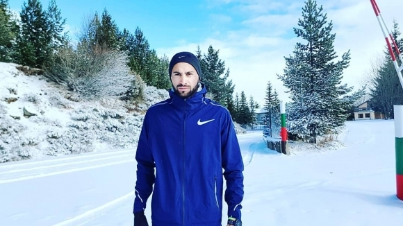 Български атлет открадна идея на Хари Кейн (снимка)