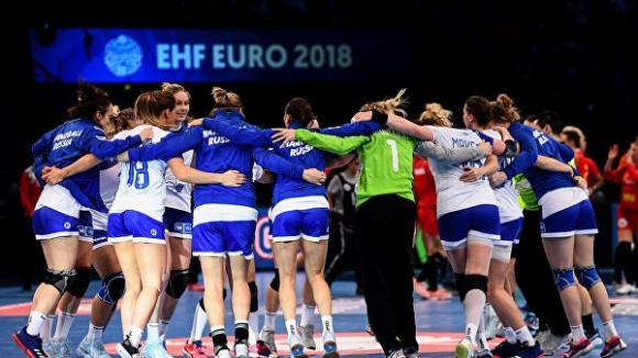 Русия се класира за финал на Европейско по хандбал за жени за първи път от 12 години насам