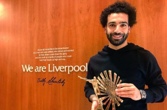 BBC избра Салах за най-добър африкански футболист за втора поредна година