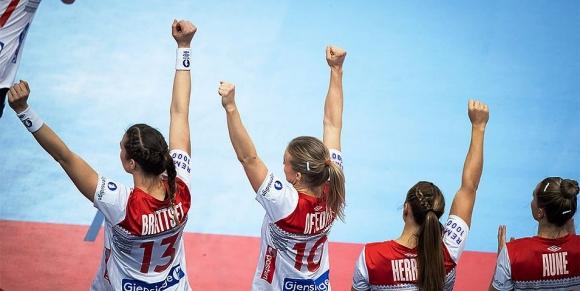 Норвегия смаза Швеция и завърши 5-а на Европейското във Франция