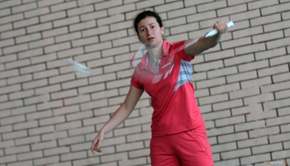 Линда Зечири се класира за полуфиналите на турнир по бадминтон в Милано