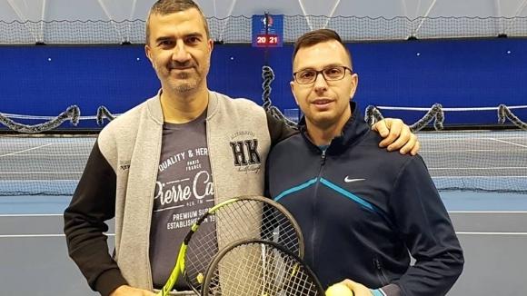 Цветан Иванов продължава силното си представяне във финалния Мастърс
