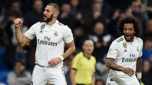 Реал Мадрид не убеди, но спечели срещу опашкар (видео+галерия)