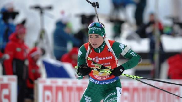 Женската щафета на Италия спечели състезанието в Хохфилцен