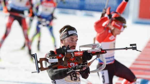 Кристиян Стоянов завърши на 35-о място в преследването на 12.5 км от Купата на...