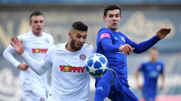 Динамо взе дербито с Хайдук с брилянтен гол