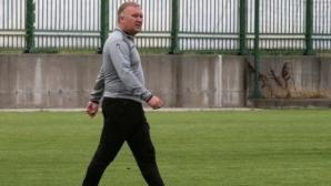 Ботев (Пд) тренира часове преди мача с Витоша