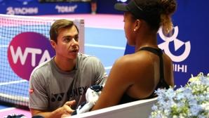 Треньорът на Наоми Осака отличен от WTA