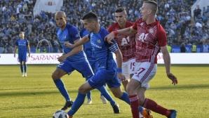 Стряскаща статистика за ЦСКА-София, Левски трябва да съжалява, че не е в люта битка за върха