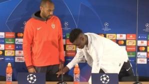 Анри скастри с поглед талант на Монако (видео)