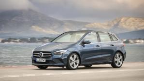 Новият Mercedes-Benz B-class пристига в родните шоуруми през февруари