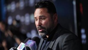 Оскар Де Ла Оя продължава с промотирането на ММА битки