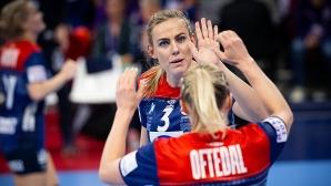 Холандия допусна първа загуба на Европейското по хандбал за жени