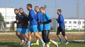 Тони Тасев пред трансфер в Кипър