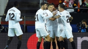 Валенсия - Ман Юнайтед 1:0 (гледайте на живо)