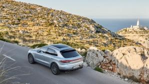 Porsche Macan S с нов, по-мощен двигател и подобрено шаси
