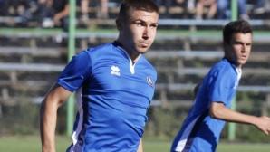 Юноша на Левски подписа договор с клуба
