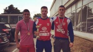 Кирил Милов: Мечтая за световна титла и медал от Токио 2020