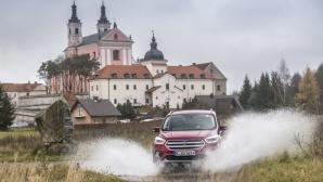 SUV гамата на Ford с рекордни продажби в Европа