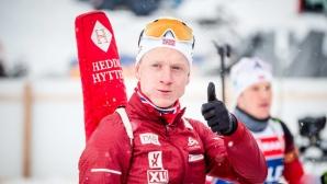 Йоханес Тингес Бьо отново спечели спринта