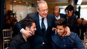 Флорентино Перес със заръка към Солари: да се сдобри с Иско