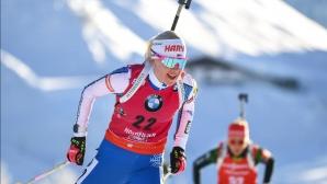 Макарайнен с трета победа за сезона за Световната купа по биатлон