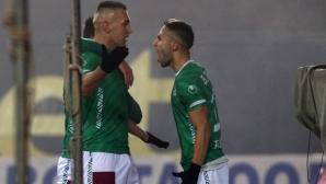 """Берое - Левски 1:0, Камбуров отново вкара на """"сините"""""""