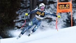Александър Аамод Килде спечели спускането във Вал Гардена