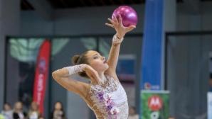 Стилияна Николова спечели днешното контролно на национален отбор девойки